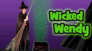 wicked wendy witch halloween songs for kids youtube