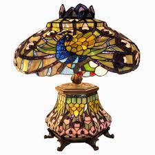 tiffany style ls ebay vintage red lantern table l flicker night light rustic lite