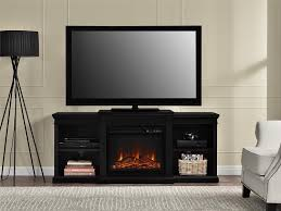 Ultra Modern Tv Cabinet Design Amazon Com Altra Furniture Manchester Tv Stand With Fireplace 70