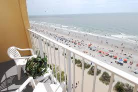 Cabana Shores Hotel Myrtle Beach Sea Mist Resort Lodging Oceanfront Studios