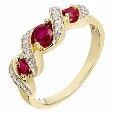 rings with ruby images Ruby rings h samuel