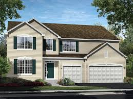Yorkville Home Design Center New Haven Floor Plan In Windett Ridge Calatlantic Homes