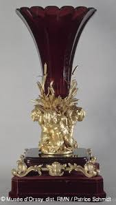 clichy works large ornamental vase circa 1867 and