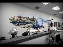biondo art michael biondo hand painted wall murals for mainstreethost wall mural