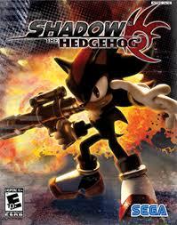 shadow hedgehog video game