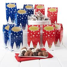 giannios 5 lbs of assorted chocolates with 10 gift boxes