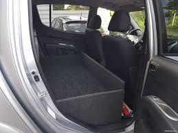 mitsubishi l200 double cab 2 5 di d magnum pickup 2015 used