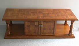 Plans For Wooden Coffee Table by Build A Wooden Coffee Table Free Woodworking Plans At Lee U0027s Wood