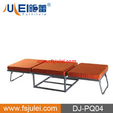 Folding Bed Ottoman Dj Pq04 China Home Steel Wood Folding Bed Frame Ottoman Dj Pq04
