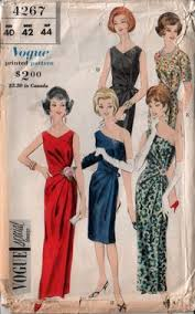 vogue 6120 a vintage sewing patterns and sewing patterns