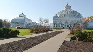 Erie Botanical Gardens Entrance Beds At Botanical Gardens To Be Transformed With Help