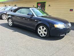 white audi a4 convertible for sale audi a4 convertible in pennsylvania for sale used cars on