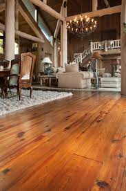 antique reclaimed wood flooring pine cabin grade in our