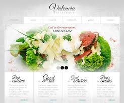 27 free restaurant u0026 cafe html website templates templatemag