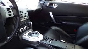 nissan 350z insurance for 17 year old 2006 nissan 350z black stock 13764p interior youtube