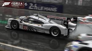 porsche hybrid 919 race legendary rides with the porsche expansion for forza