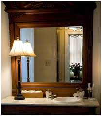 bathroom cabinets restroom mirrors floor mirror large vanity