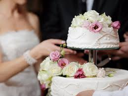 this is where 6 popular wedding cake traditions originally came