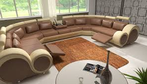 Big Leather Sofas Big Brown Leather Sofa Russcarnahan