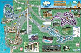 Mountain Map Map U0026 Policies Mountain Lake Campsite U0026 Cabins Summersville Lake