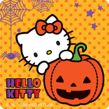 kitty halloween stickers character stickers smilemakers