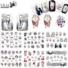 compare prices on skull nail stickers online shopping buy low