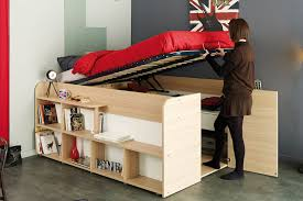 How To Build A Platform Bed With Storage Underneath by Clever Bed Designs With Integrated Storage For Max Efficiency