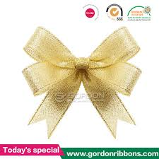 gold metallic ribbon gold metallic ribbon bow two loops classical ribbon bow buy card