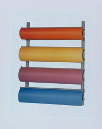 Ikea Paper Roll Articles With Wall Mounted Kraft Paper Roll Holder Tag Wall