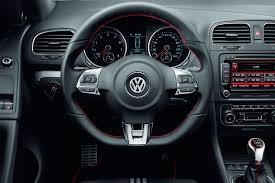 volkswagen gti interior vw golf gti adidas special unveiled goes on sale in the u s