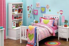 beautiful soft colorful theme teen girls small cute bedroom