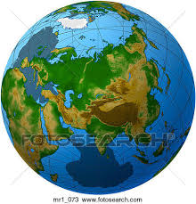 asia globe map stock photo of china relief map globe asia mr1 073 search