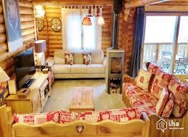 Chalet M El Schlafzimmer Vermietung Font Romeu Odeillo Via In Einem Chalet Für Ihre Ferien