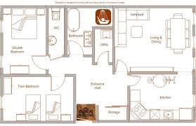 floor layout free rental apartment floor plan
