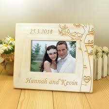 aliexpress com buy personalized wedding photo frame wooden