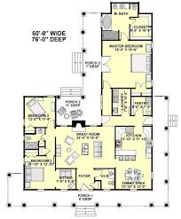 country style house plan 3 beds 2 50 baths 2123 sq ft plan 44 155