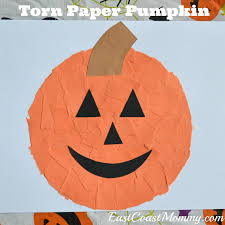 Halloween Crafts Construction Paper by East Coast Mommy Halloween Paper Crafts