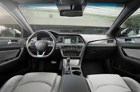 2011 Kia Optima Interior 2015 Hyundai Sonata Sport 2 0t Vs 2015 Kia Optima Sx
