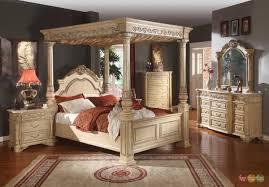 White Bedroom Furniture Simple Antique White Bedroom Furniture On Penelope Antique White