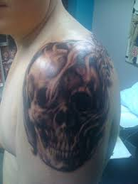 a list of powerful skull tattoo designs tutorialchip