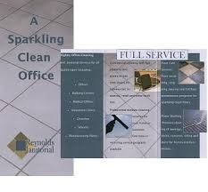 cleaning brochure templates free free cleaning brochures flyers gift cards and door hangers