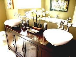 Ideas For Bathroom Countertops by Counter Decorating Ideas
