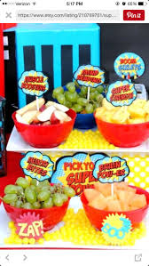 best 25 super hero party snacks ideas on pinterest superhero