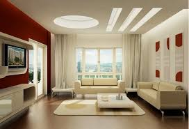 desain gapura ruang tamu inspirasi merah putih di rumah rumah dan gaya hidup rumah com