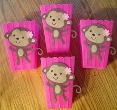 monkey baby shower theme mesmerizing pink monkey ba shower decorations 94 with additional