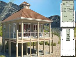 beach house home plans small florida beach house plans