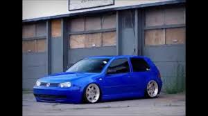 volkswagen germany vw golf 4 tuning project german style youtube