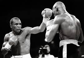 solar plexus punch boxing historical fight night oscar de la hoya vs sugar ray leonard