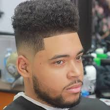 afro hairstyles taper fade 51 elegant taper fade haircuts for clean cut gents