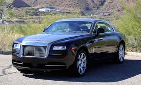 rolls royce wraith modified rolls royce insuring you can never spill your coffee in silver wraith